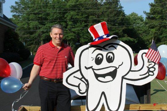 Winterville Dental 2012 Marigold Festival